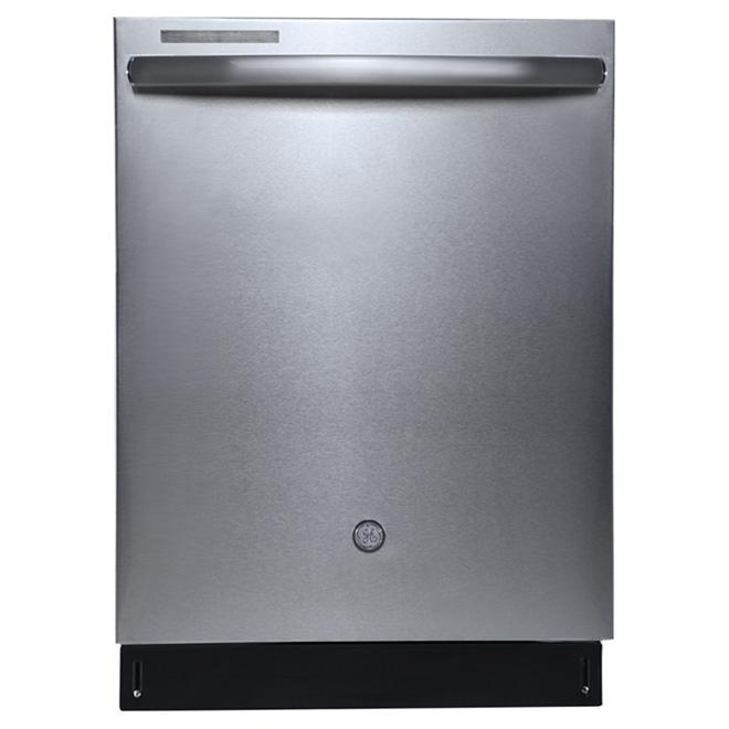 """Lave-vaisselle encastré, InfiniClean(MC), 24"""", inox"""