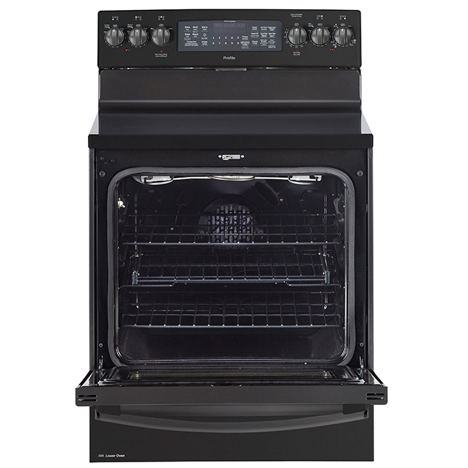 "Convection Range - 30"" - 6.2 cu. ft. - Black Slate"
