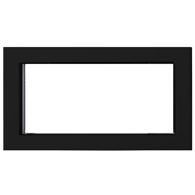 "Trim Kit - Microwave Oven - 27"" - Black"