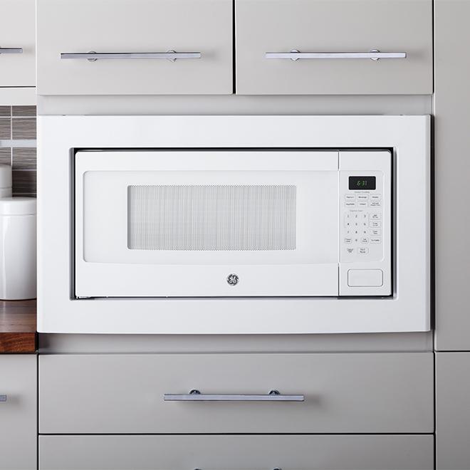 "Trim Kit - Microwave Oven - 27"" - White"