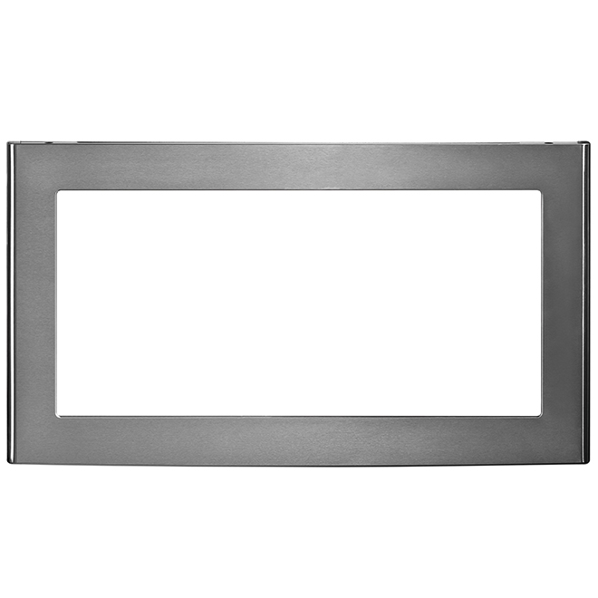 "Trim Kit - Microwave Oven - 30"" - Stainless Steel"