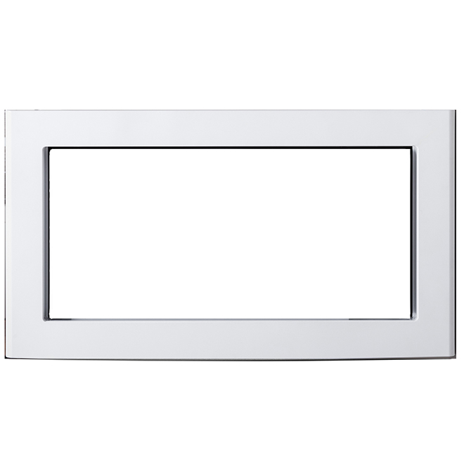 "Trim Kit - Microwave Oven - 30"" - White"