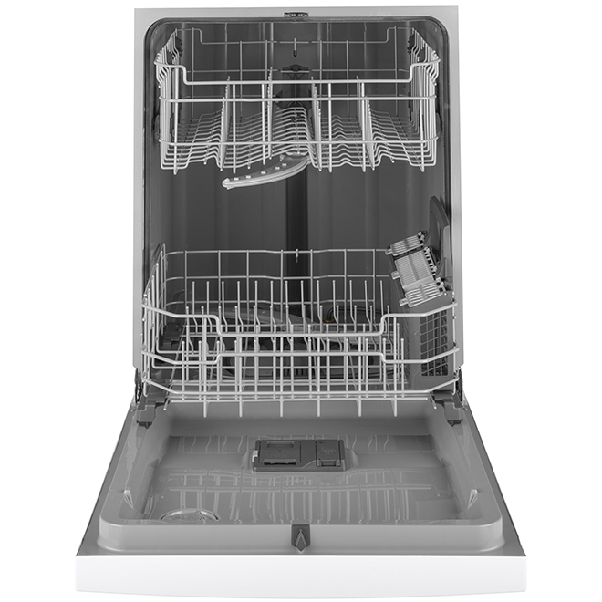 "Built-In Dishwasher with ExtraClean(TM) - 24"" - White"
