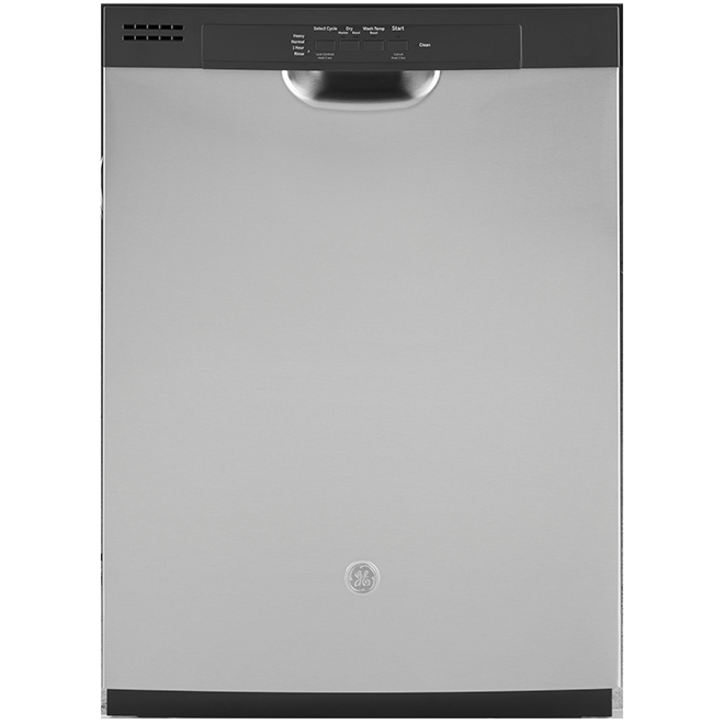 """Built-In Dishwasher with ExtraClean(TM) - 24"""" - SS"""