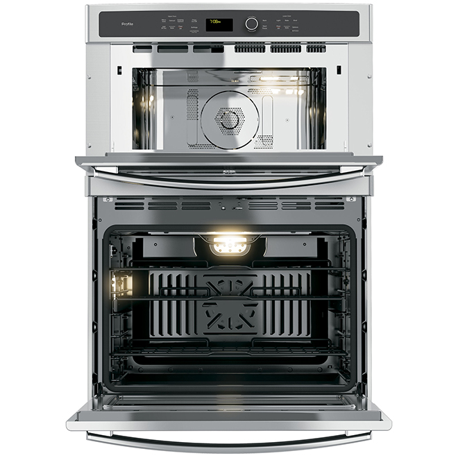 """Built-In Convection Oven with Microwave - 30"""" - SS"""
