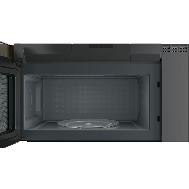 "Over-the-Range Microwave - 30"" - 400CFM - Black Stainless Steel"