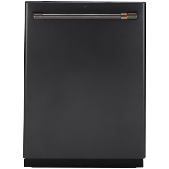Poignée de lave-vaisselle, 24'', GE Café(MD), noir brossé