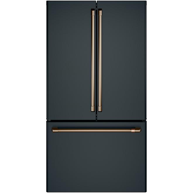 Refrigerator Handles - 36'' - GE Café(R) - Brushed Bronze