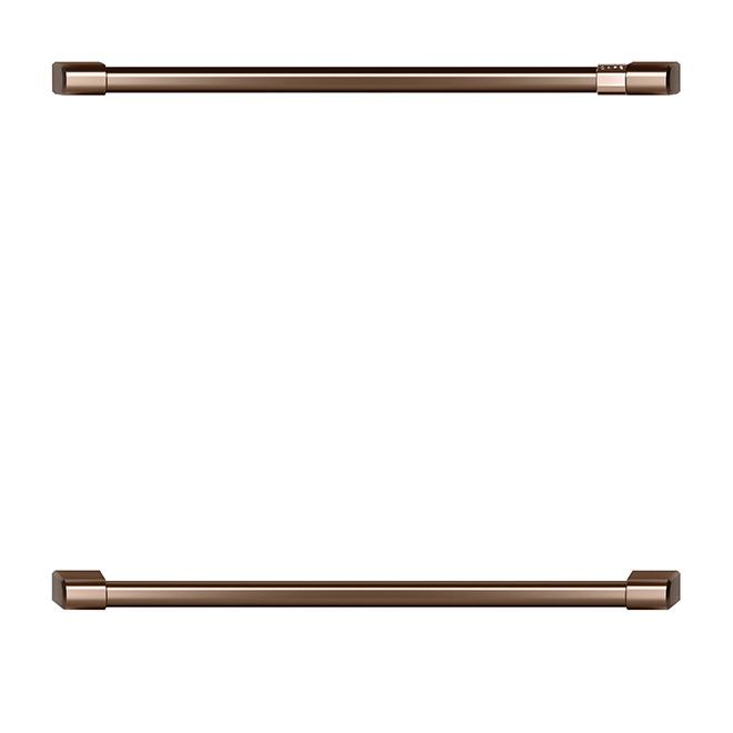 Set of 2 Wall Oven Handles - GE Café® - Copper