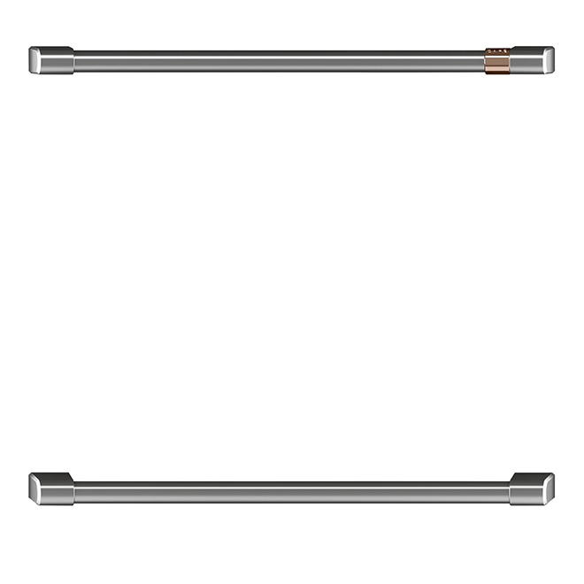 Set of 2 Wall Oven Handles - GE Café® - Stainless