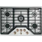 Gas Cooktop - 5 Burners - 30