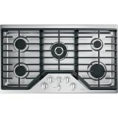 GE Café Gas Cooktop - 5 Burners - 36