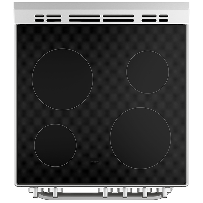 "Free-Standing Electric Range - 24"" - 2.9 cu. ft. - SS"