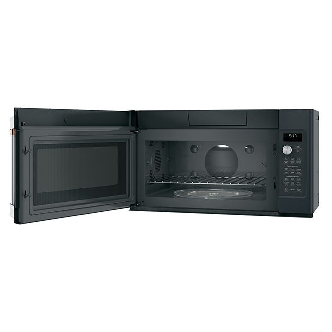 Over-the-Range Microwave Oven - 1.7 cu. ft. - Matte Black