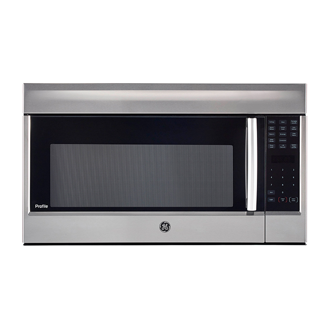 Over-the-Range Microwave with Convection Cooking - 1.8 cu. ft.