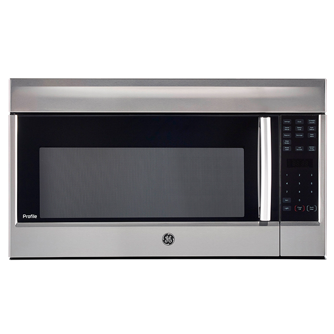 GE Profile Over-the-Range Microwave Oven - 2.1 cu. ft. - SS
