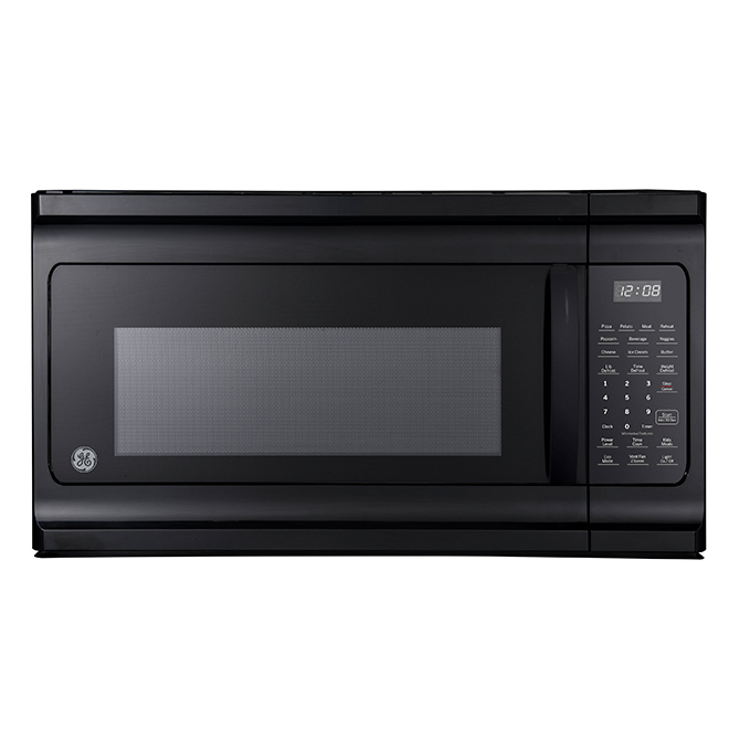 Over-The-Range Microwave - 1.6 cu. ft. - Black