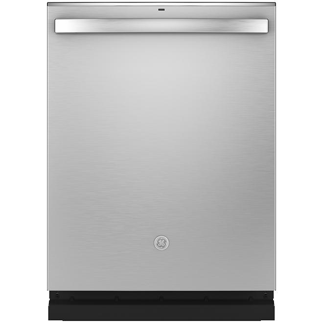 """Lave-vaisselle encastré GE Appliances, 24"""", acier inoxydable"""
