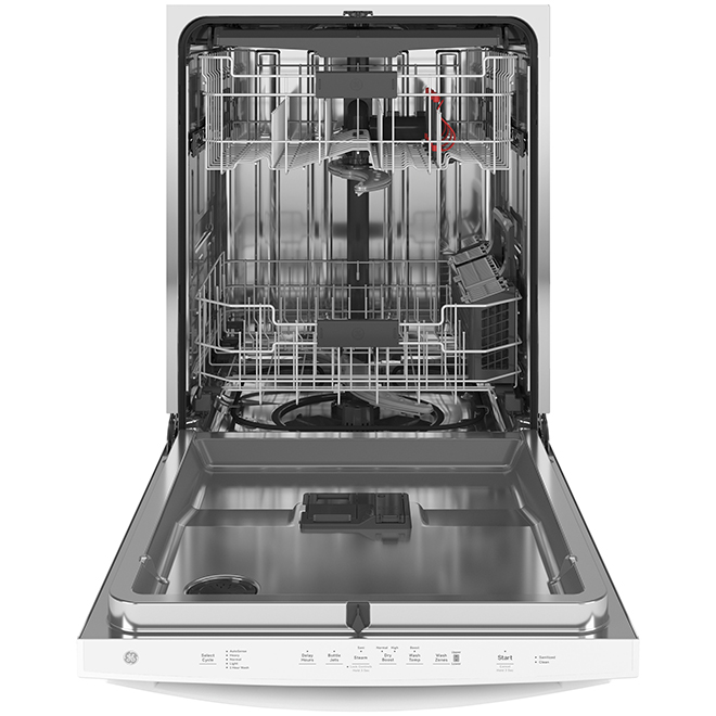 "Lave-vaisselle avec séchage DryBoost(MC), 45 dBA, 24"", blanc"