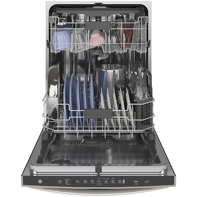 "Dishwasher with DryBoost(TM) - 45 dBA - 24"" - Slate"
