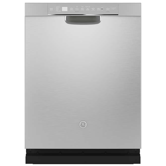 GE Built-In Dishwasher - 34 5/8'' - Stainless Steel
