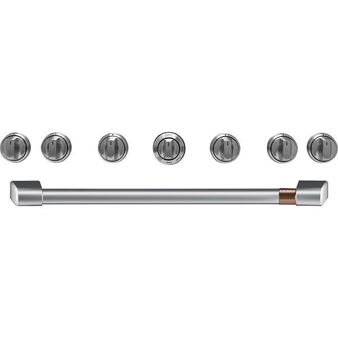 Café(TM) - Handle For Range - Metal - Stainless Steel