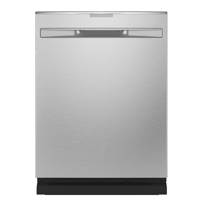 """Lave-vaisselle encastré, GE Profile, 34"""", acier inoxydable"""
