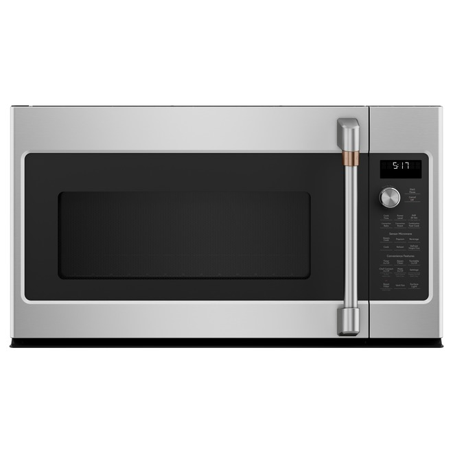 """Café(TM) Over-the-Range Microwave Oven - 30"""" - Stainless"""