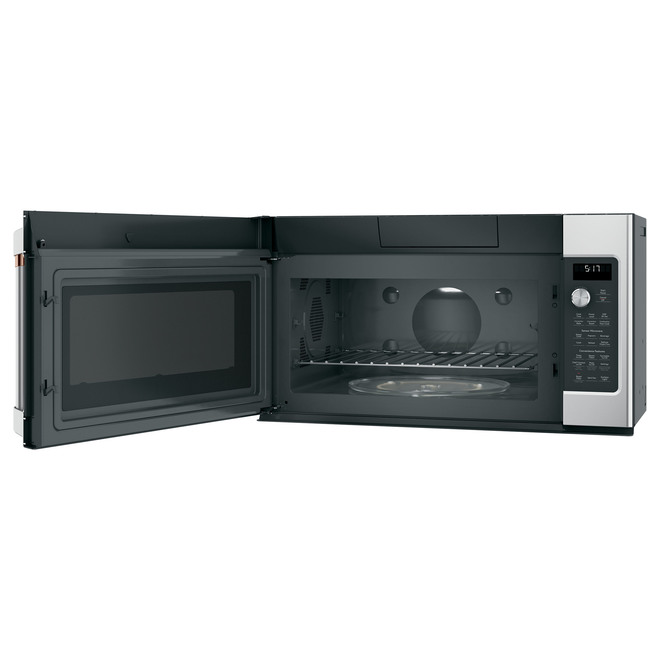 "Café(TM) Over-the-Range Microwave Oven - 30"" - Stainless"