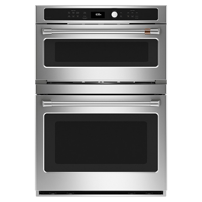 Café - Doube Wall-Oven - 6.7 Cft - 30-in - Stainless Stell