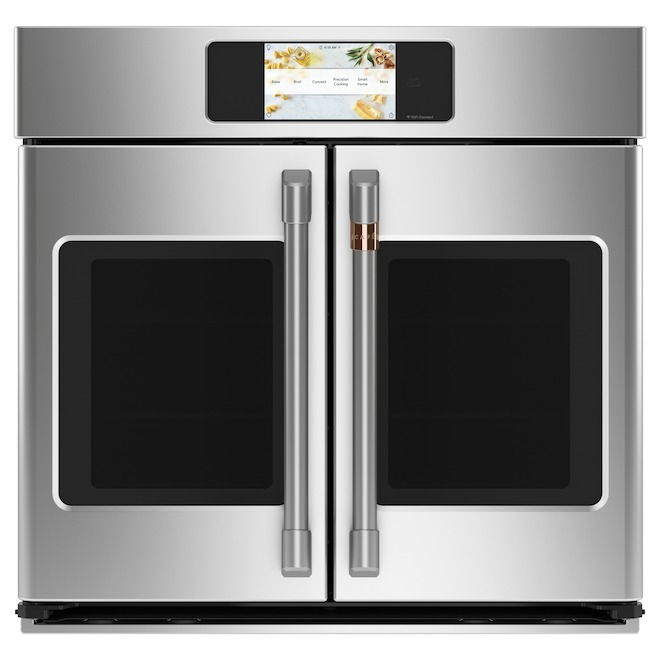 Café Built-In French-Door Wall Oven 30-in Stainless Steel