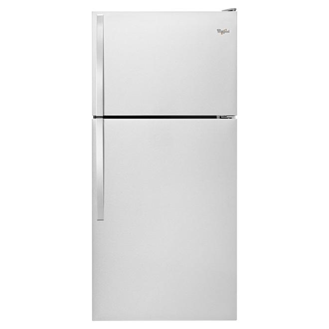 "Top-Freezer Refrigerator - 30"" - 18.2 cu. ft. - SS"