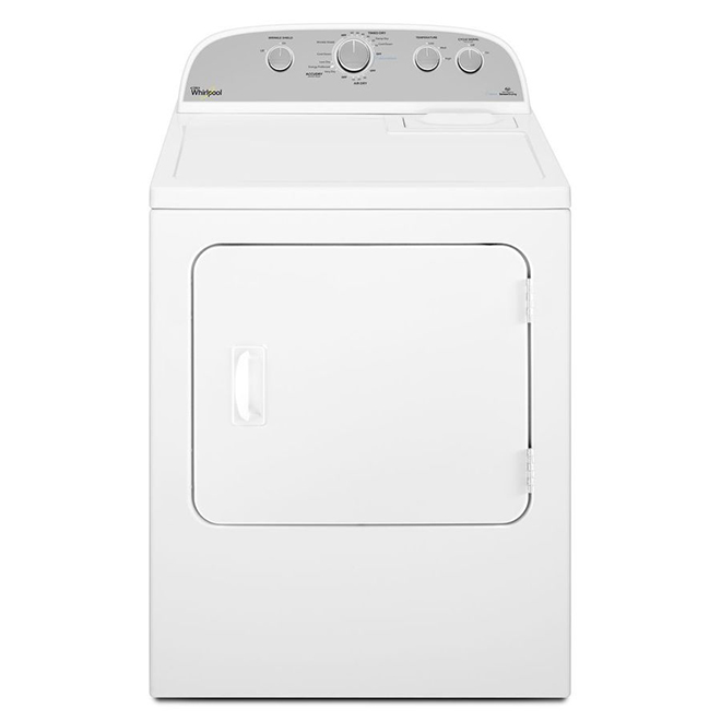 High-Efficiency Electric Steam Dryer - 7.0 cu. ft.