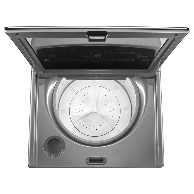 High-Efficiency Top-Load Steam Washer - 6.1 cu. ft.