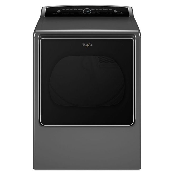 High-Efficiency Electric Steam Dryer - 8.8 cu. ft.