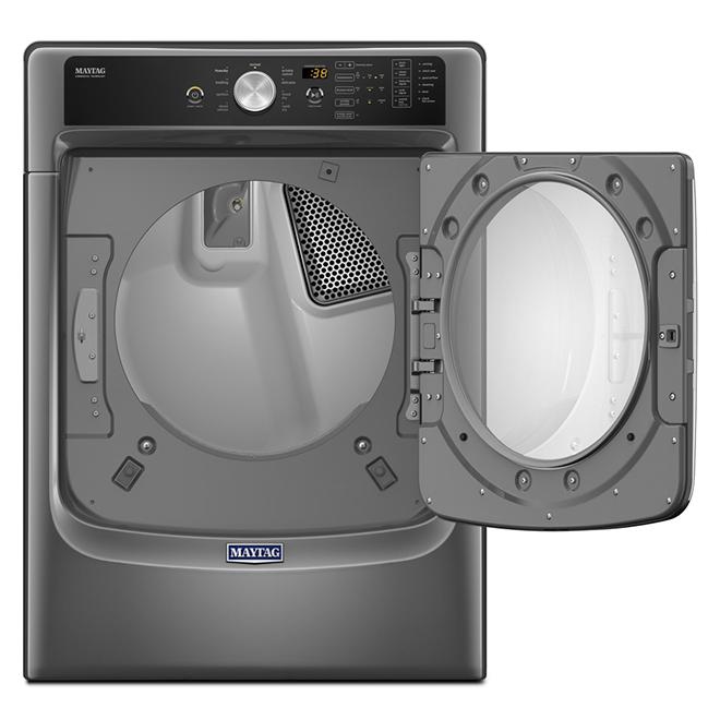 Electric Steam Dryer - 7.4 cu. ft.