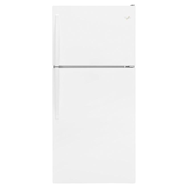 "Top-Freezer Refrigerator - 30"" - 18.2 cu. ft. - White"