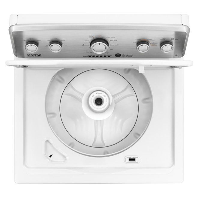 Top Load Washer with Powerwash® -  4.9 cu.ft - White