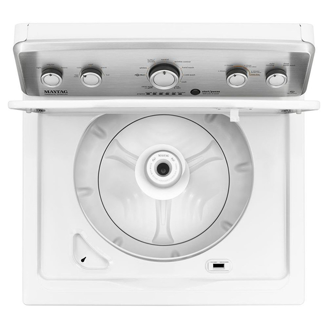 Top Load Washer with Powerwash - 4.2 cu. ft. - White