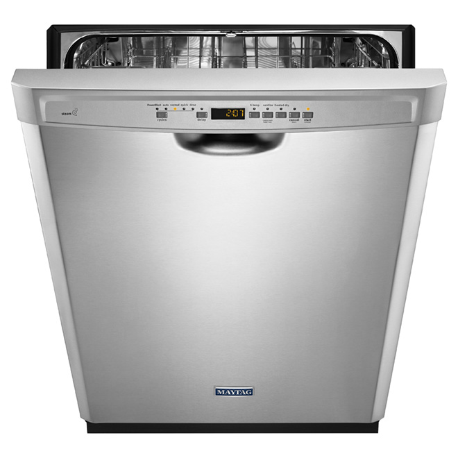 maytag lave vaisselle encastr 24 47 dba acier inoxydable mdb7949sdz rona. Black Bedroom Furniture Sets. Home Design Ideas