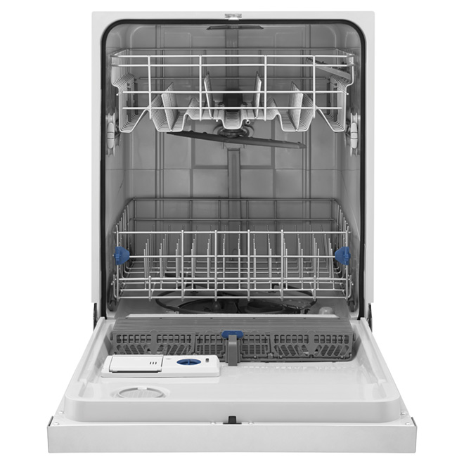 "24"" Dishwasher with Sensor Cycle - Stainless Steel"