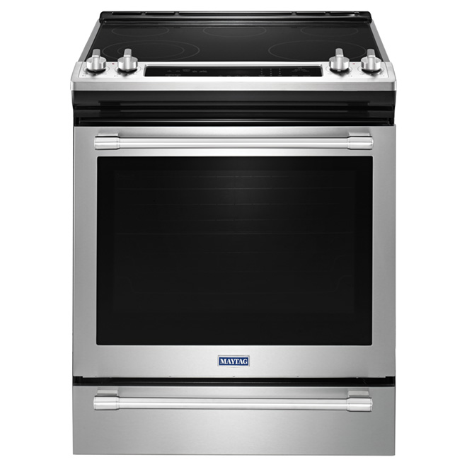 Slide-in Convection Range - 6.4 cu. ft. - Stainless Steel