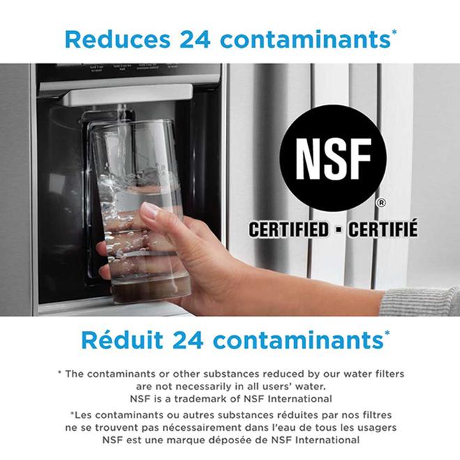 Filtre à eau Everydrop(MC) #4 pour réfrigérateur