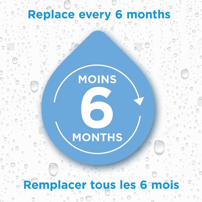 Refrigerator Water Filter - Everydrop(TM) #4