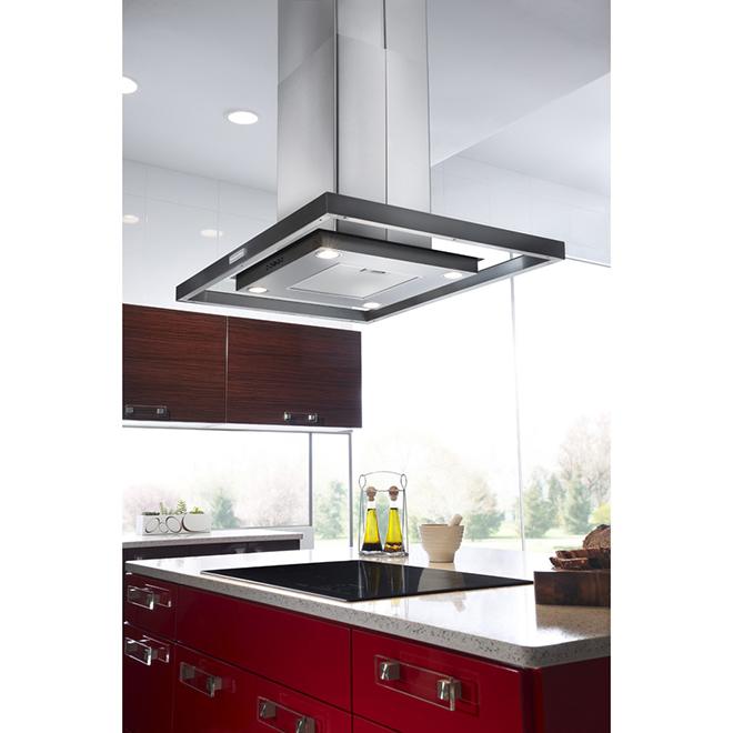 """Surface de cuisson à induction avec Power Boost, 30"""", inox"""