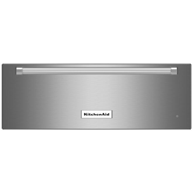 KitchenAid 30'' Slow Cook Warming Drawer - Stainless Steel