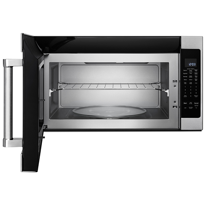 Over-the-Range Microwave Oven - 950 W - Stainless Steel