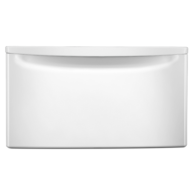 "Pedestal Drawer for Washer or Dryer - 15.5"" - White"
