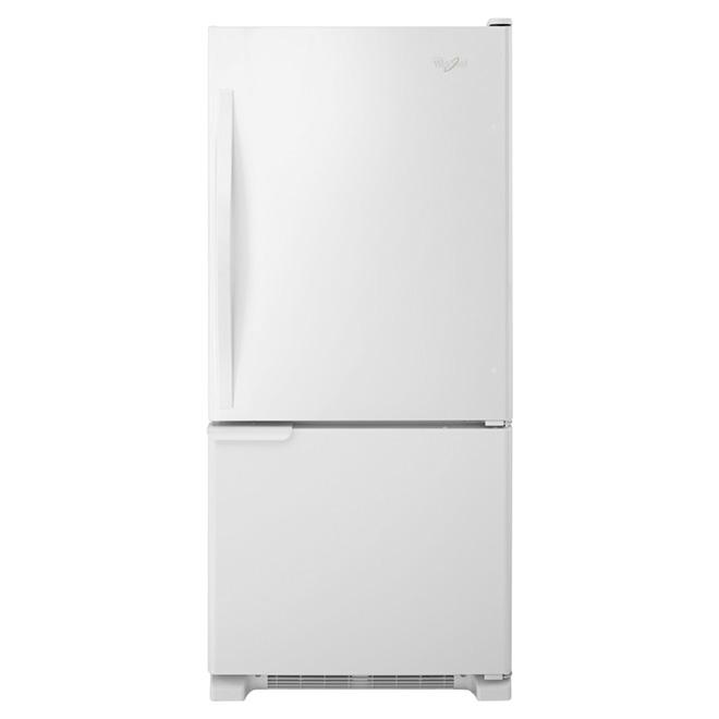 "Réfrigérateur avec FreshFlow(MC), 29 3/4"", 19 pi³, blanc"