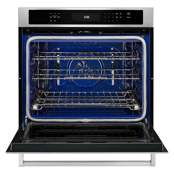 Single Wall Oven with Convection - 30'' - Stainless Steel
